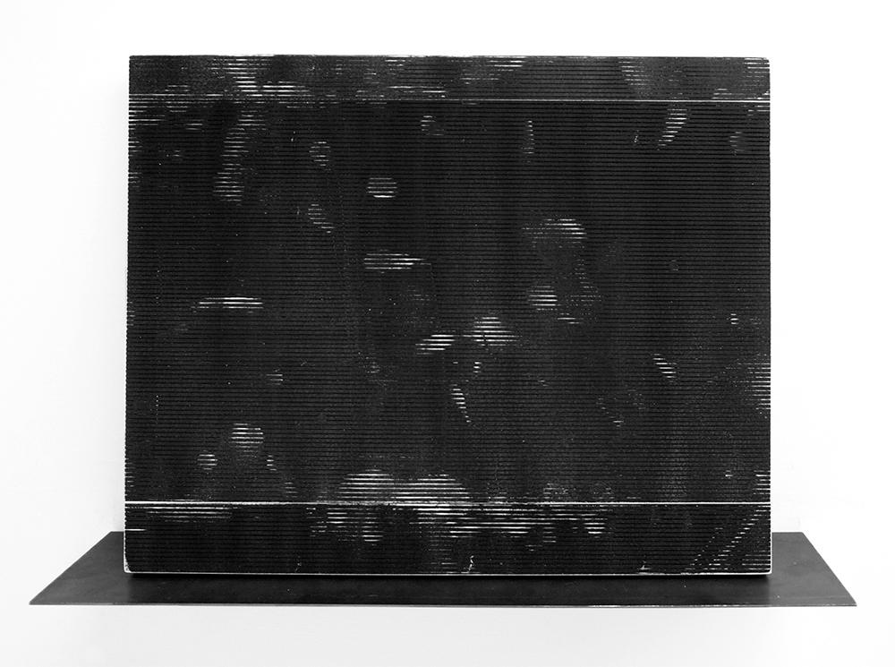 Untitled (Swipe I), 2014