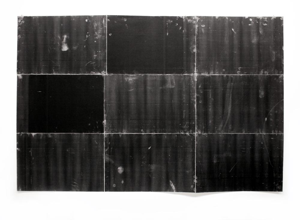 Untitled (Swipe III), 2014
