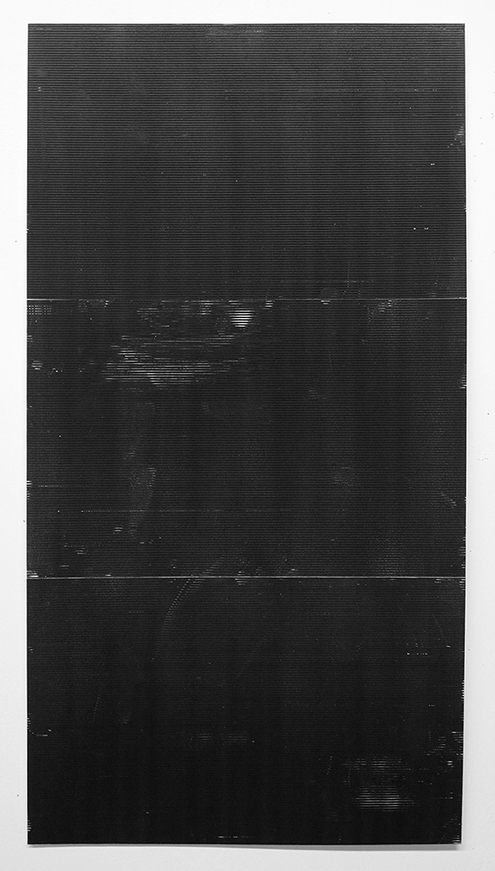 Untitled (Swipe), 2014